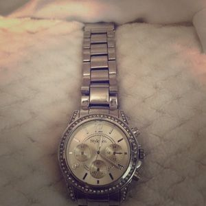 Style&co Stainless Steel Watch